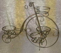 """Подставка для цветов """"Велосипед"""""""