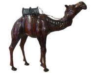 """Статуэтка """"Верблюд  24"""" с седлом"""
