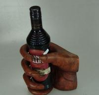 "Подставка под бутылку ""Рука"""
