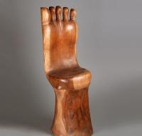 """Кресло """"Нога"""""""