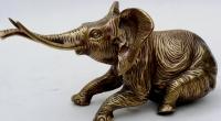 Слон бронзовый