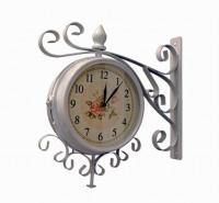 Часы настенные в стиле Прованс
