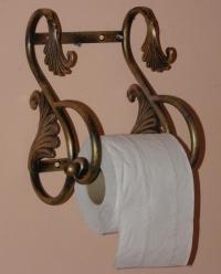 Подвеска для туалетной бумаги